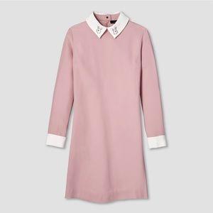 Victoria Beckham For Target Blush Collared Dress