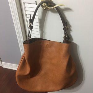Neiman Marcus large hobo bag