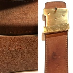 7e3a161b4cff Louis Vuitton Accessories - LV INITIALES 40MM M9608 Monogram 34-40