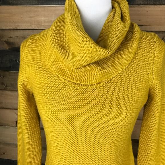 67% off Banana Republic Sweaters - BANANA REPUBLCI mustard yellow ...