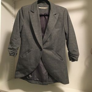 Gibson one button jacket