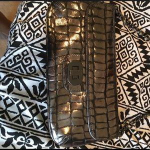 Badgley Mischka crossbody bag/ clutch