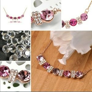 Austrian Crystals Necklace