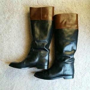 Ralph Lauren Tall Riding Boots size 9.5