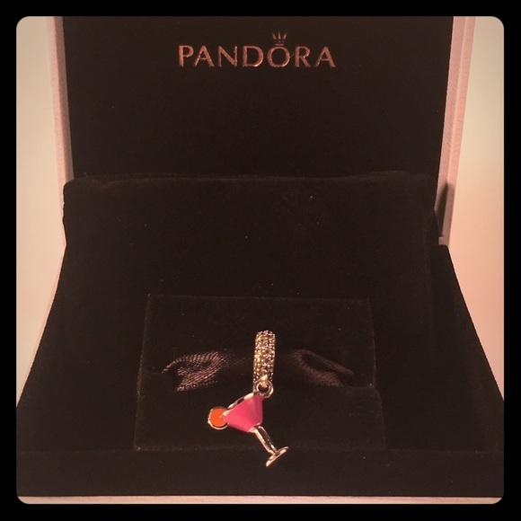 340dd2d7d Pandora Jewelry | Fruity Cocktail Pendant Charm Item 792153enmx ...
