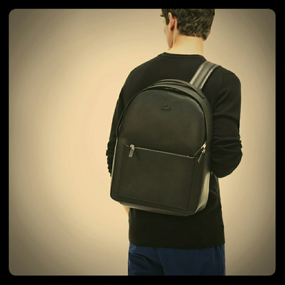 501d7278f4c Lacoste Bags | Mens Backpack | Poshmark