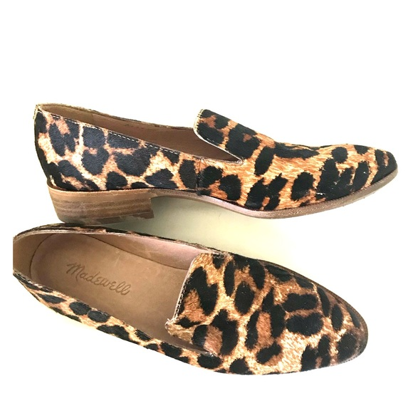 46537c4802f Madewell Shoes - Madewell Orson Leopard Loafer
