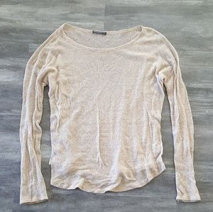 Nude Melville Thin Sweater Long Sleeve
