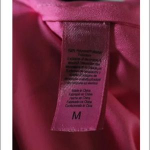 Betsey Johnson Intimates & Sleepwear - BETSEY JOHNSON MESH DETAIL PAJAMA SET SZ M