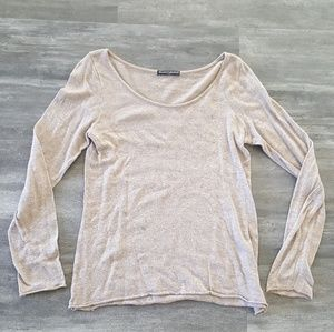 Nude Basic Melville Sweater Long Sleeve