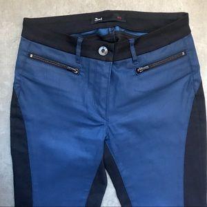 😍NWOT 3x1 W1 Blue Black 27