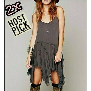 Free People Dresses - ❤ 2x HP!! *FP Tattered Up Dress*❤