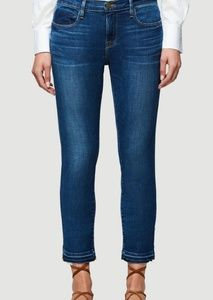 FRAME jeans medium wash boyfriend fit