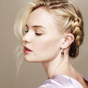 Jewelmint Kate Bosworth Amethysts Pin Earrings 