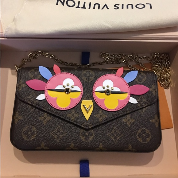 56492a5d14e7 Louis Vuitton lovely bird collection.