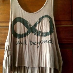 Forever 21 Love Culture Tank *new*