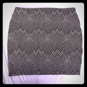 Printed Zara skirt