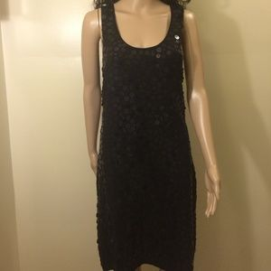 21d72740424f ... 🆕⤵️Sequined Cocktail Dress NWOT ...