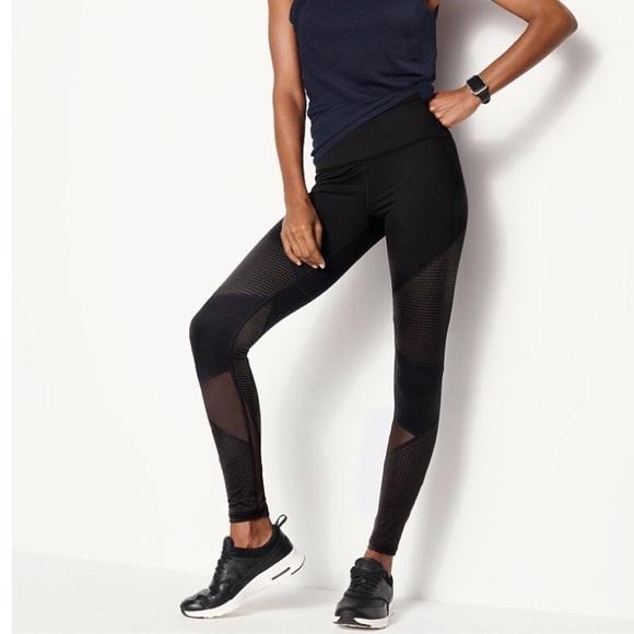 20db1b5236fe6 Victoria's Secret Mesh Knockout Legging NWT