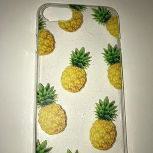 Urban Outfitters Iphone 7 pineapple case