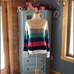 LIZ CLAIBORNE Sweater-NEW w/Tags!!  WOW!!!!