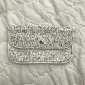 Authentic Goyard Pouchette