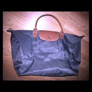 longchamp gray