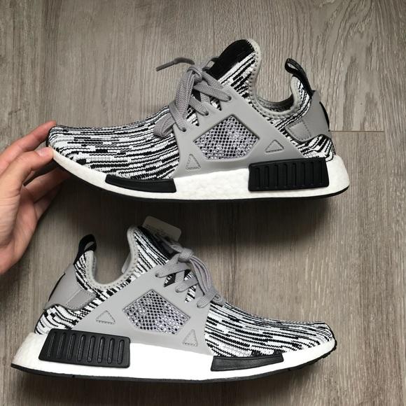 adidas mens nmd rx1 black gray poshmark