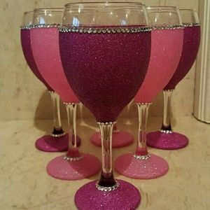 Other - Customize Wine Glasses