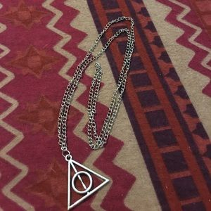 Jewelry - Deathly Hallows Harry Potter Necklace