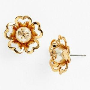 Tory Burch 'Katie' pearl Earrings