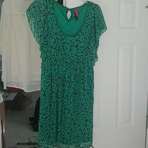 SZ 1 Pure Energy floral dress