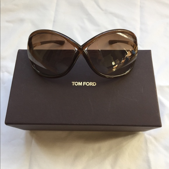 9354af6022f Tom Ford Whitney Sunglasses — Dark Brown. M 59d3a63e4127d0670e03cec6. Other  Accessories ...