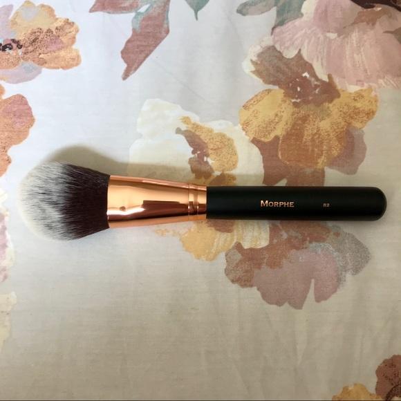bronzer brush morphe. morphe r2 bronzer brush