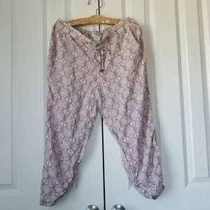 American Rag Egret Sydney Harem Pocket Pants
