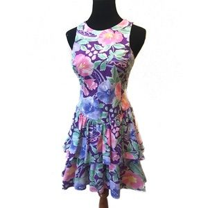Adorable vintage 80's dress