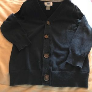 XS (5) old navy blue sweater