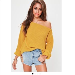 NWT —Missguided sweater!