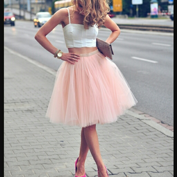 78547af28b Haute Monde Skirts | Xl Nwt Pink Tulle Skirt | Poshmark