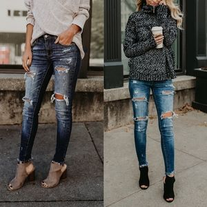 Pants - HAYDEN Distressed Skinnies