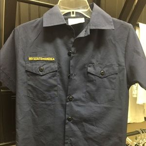 Other - Cub Scout shirt