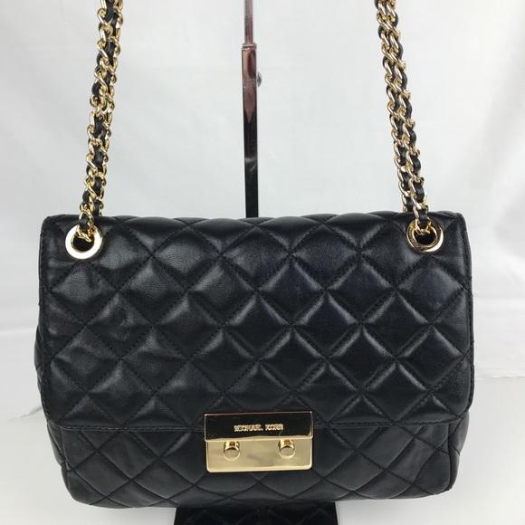 d50584adbbf22d Michael Kors Bags | Sloan Extra Large Chain Shoulder Bag | Poshmark