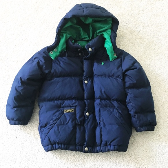 c8f5a87a7 Polo by Ralph Lauren Jackets & Coats | Boys Polo Ralph Lauren Navy ...