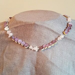 Jewelry - Purple necklace