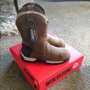Wolverine Tarnac Welly Boot