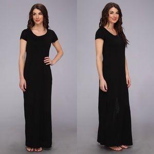 Nordstrom Poly/Rayon Maxi Dress