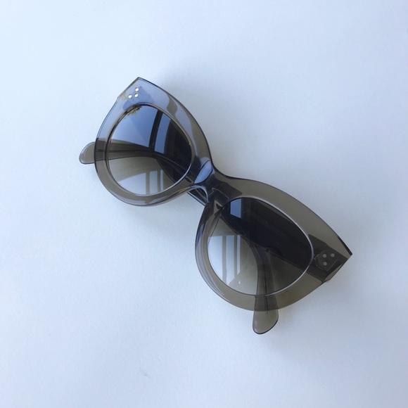 b8bffc73cc0c Celine Accessories - Celine cat eye sunglasses