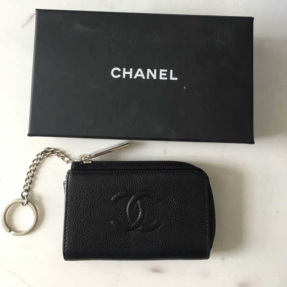 d759dfc831c2 CHANEL Accessories | Authentic Keychain Coin Purse | Poshmark