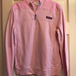 Women's vineyard vines pink shep shirt pullover
