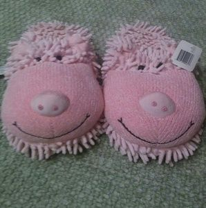 Shoes - Pig slippers